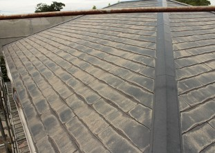 みやま市 N様邸屋根塗装前